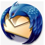 Réorganiser les comptes dans Thunderbird